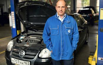 Ремонт VW, Audi, Skoda